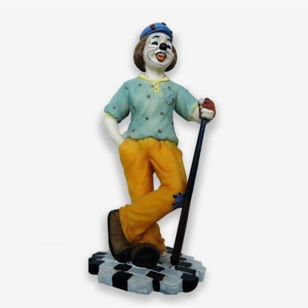 Poly Billiard Clown