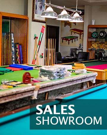 Snooker Sales Showroom